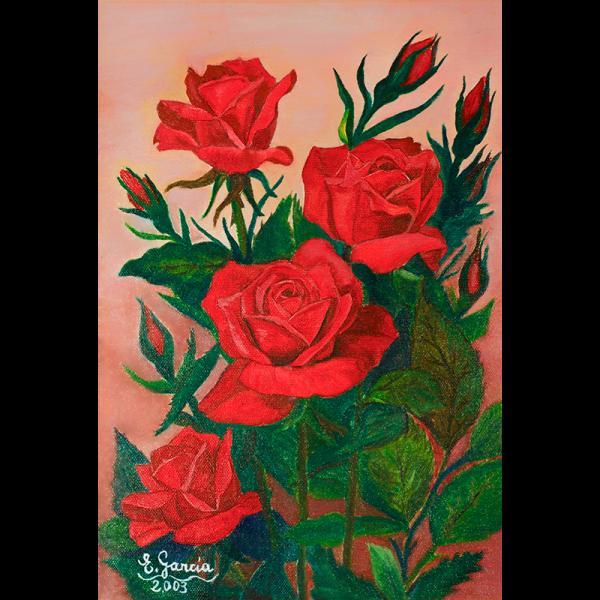 Rosas Rojas Eloisa Francisca