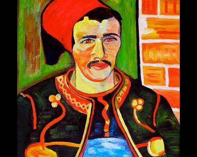 El Zuavo – Van Gogh